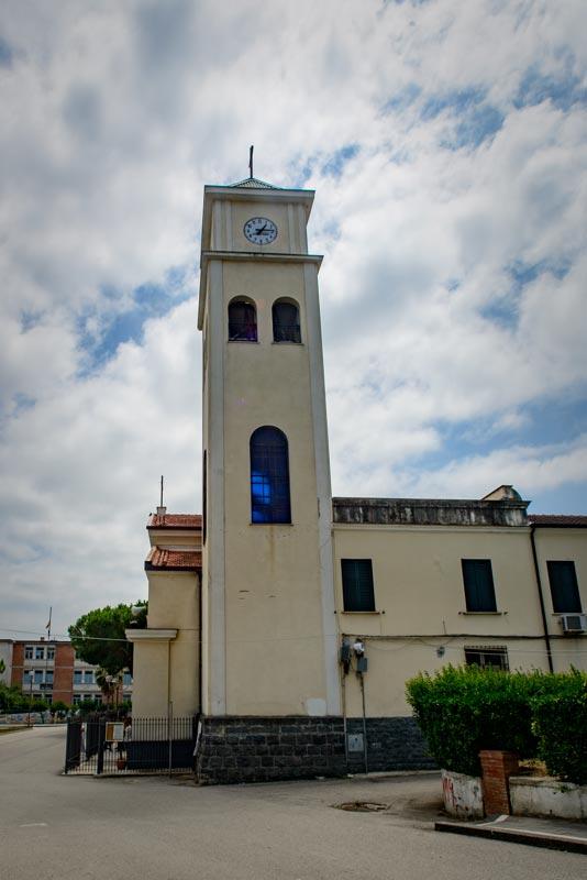 campanile chiesa grazie