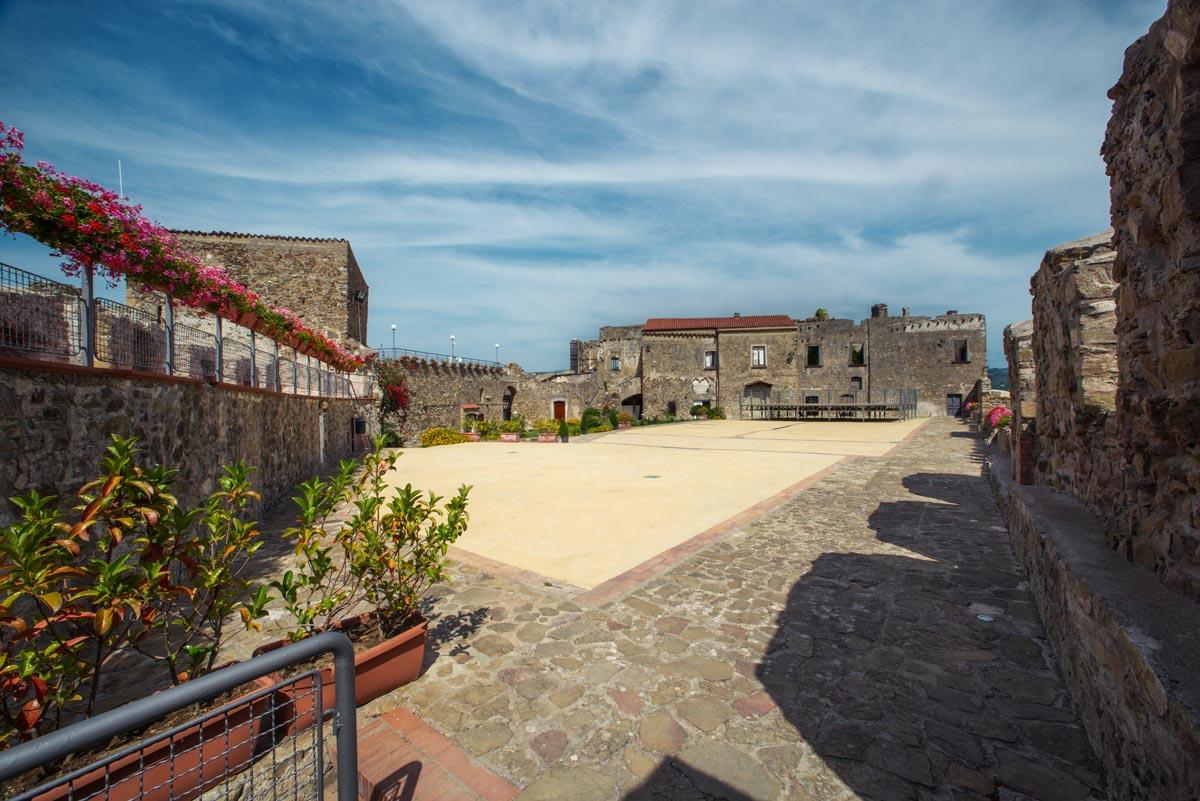castello aragonese agropoli