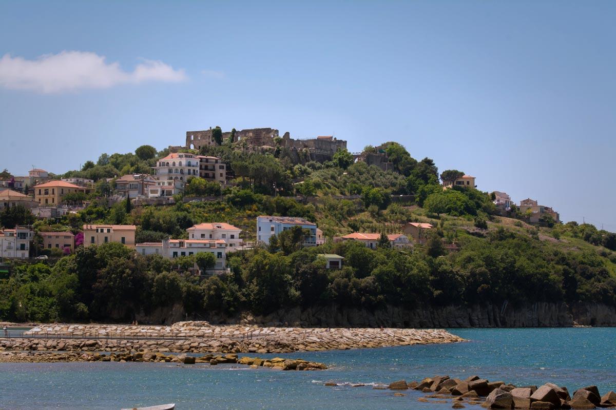 castello borgo agropoli