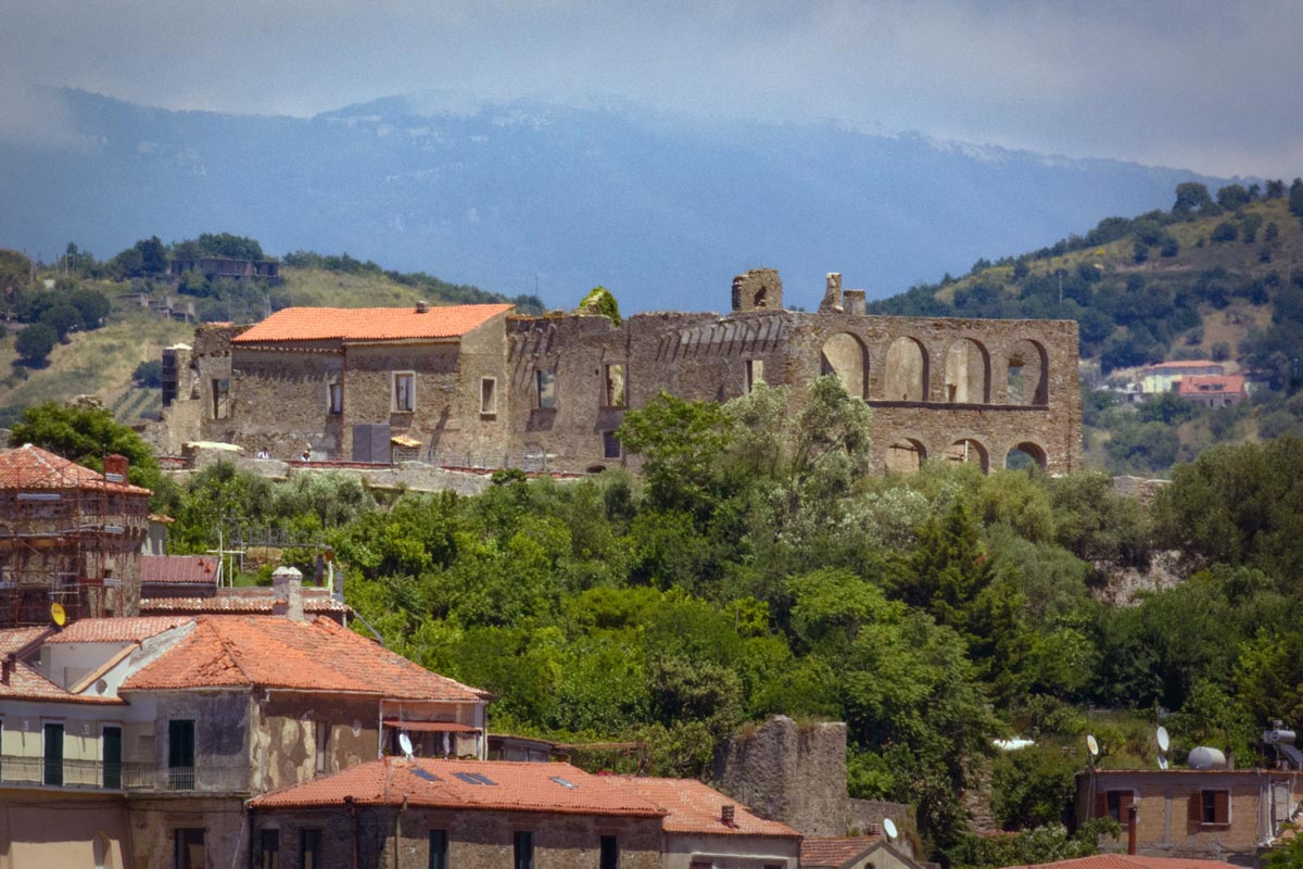 il castello di agropoli