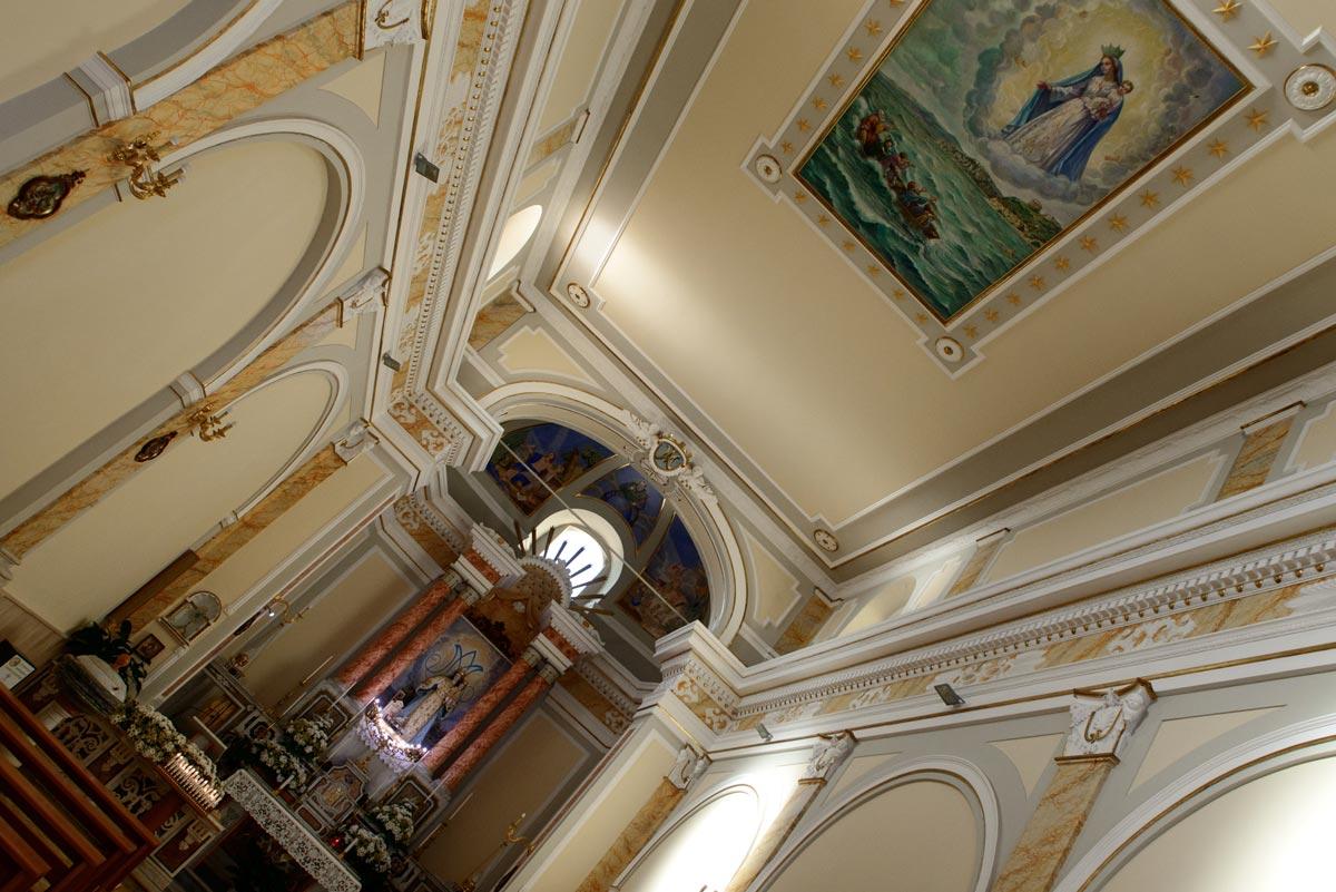 inteno chiesa costantinopoli