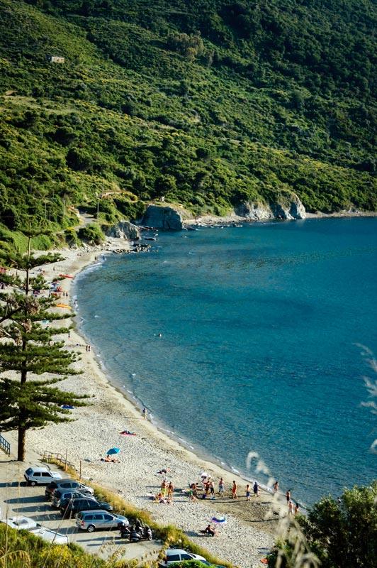 spiaggia baia trentova