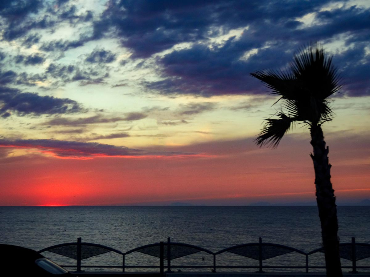tramonto agropoli