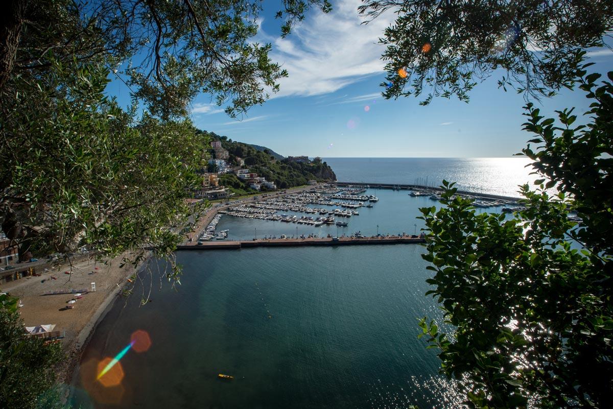 view porto agropoli