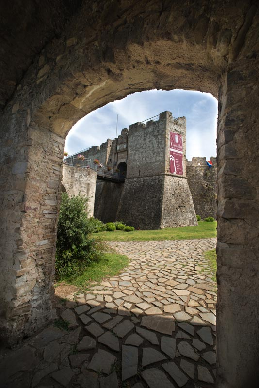 visita castello agropoli